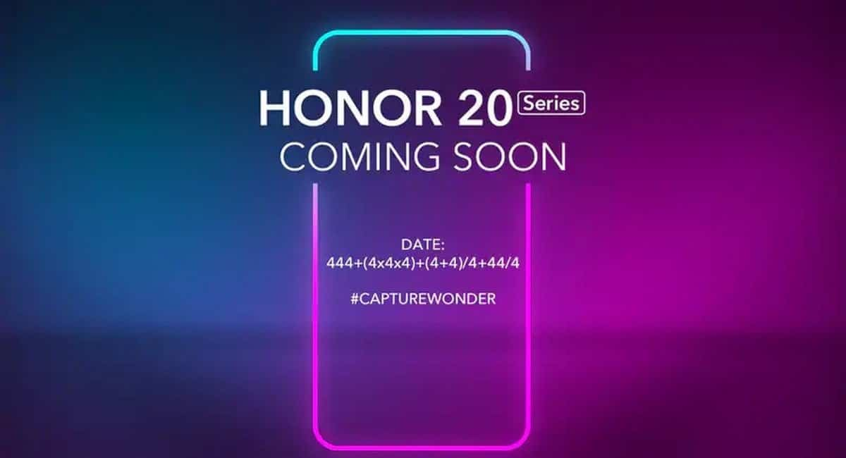 HONOR 20 Event Update