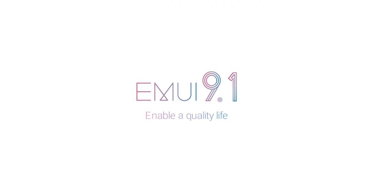 EMUI 9.1 Titelbild