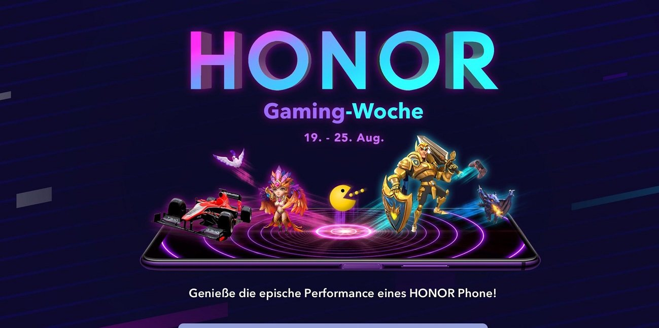 HONOR Gaming gamescom