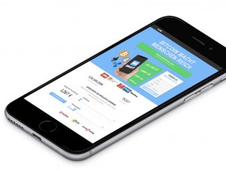 BitQT-App am Smartphone