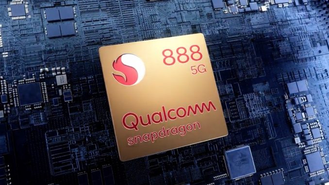 Snapdragon 888 von Qualcomm