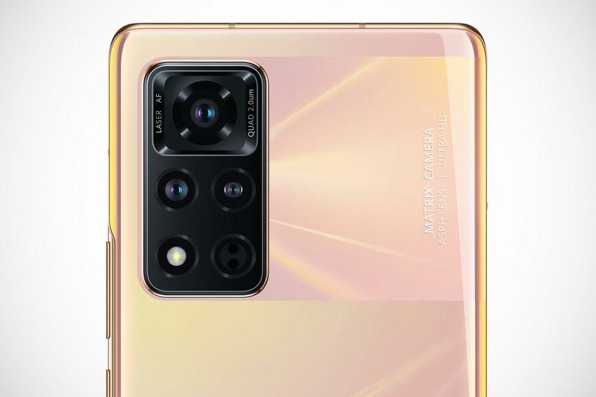 Honor View 40 Kamera