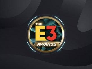 E3 Awards 2021